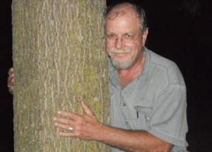 Yes... I'm a tree hugger.