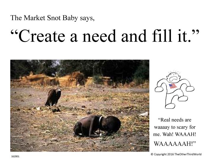 market-snot